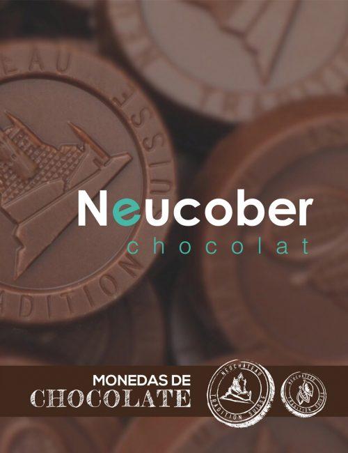 Nuevas Monedas Finas de Chocolate