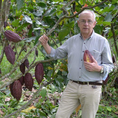 Visitando nuestros proveedores de Cacao